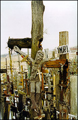 On the Hill of Crosses, 2000