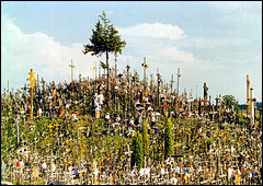 The Hill of Crosses,2000